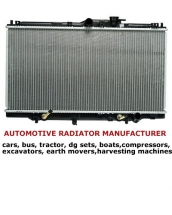 automotive radiators manufacturers In India