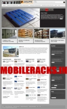 mobile rack compactor Manufacturer In India