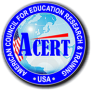 Americal Council Education Research Training